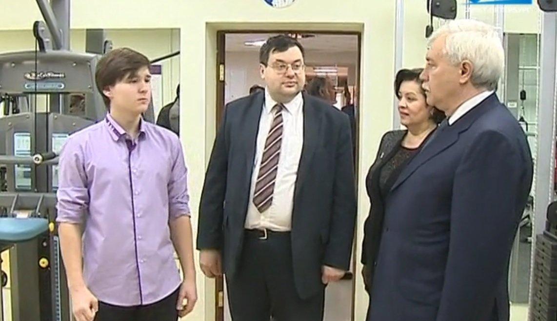 полтавченко губернатор санкт-петербурга биография