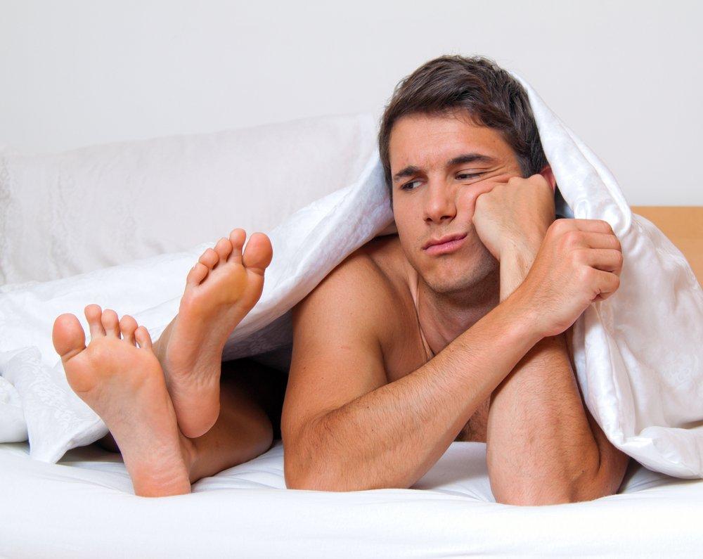 Секс импотенция возрастная
