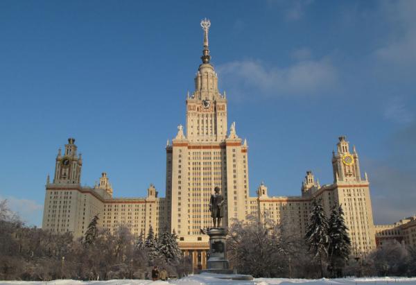 МГУ второй год подряд занял 3 место в рейтинге вузов стран БРИКС