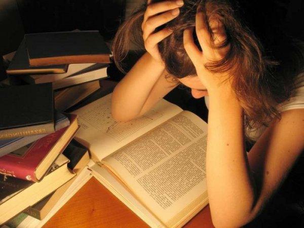 Ученые считают, что повысить успеваемость студентам помогут отрицательные эмоции