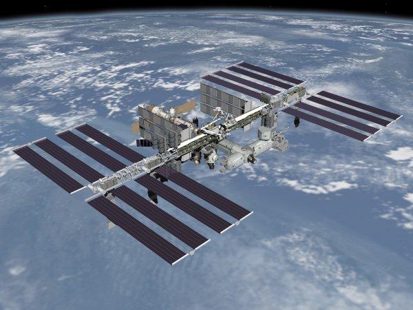 """NASA: Падение """"Прогресса"""" не вызовет недостатка продуктов на МКС"""