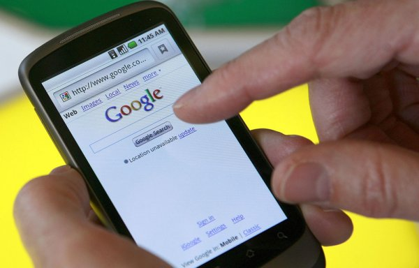 Google: Мобильный трафик в Рунете достиг 62%