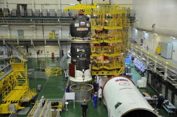 Россия может отложить запуск космического грузовика «Прогресс» из-за аварии
