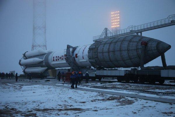 В Туве обнаружили обломок космического корабля «Прогресс»