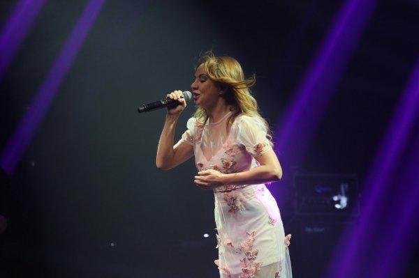 Певица МакSим выступила в Кирове, несмотря на болезнь