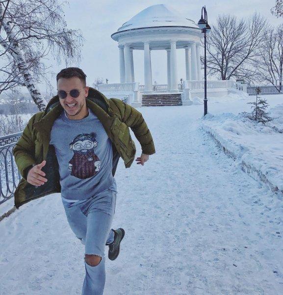 T_killah кормил в Кирове перед концертом уток