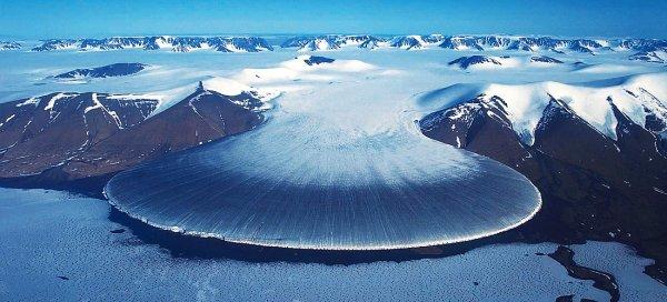Массивный разлом в Антарктиде приведет к образованию айсберга размером со штат Делавэр