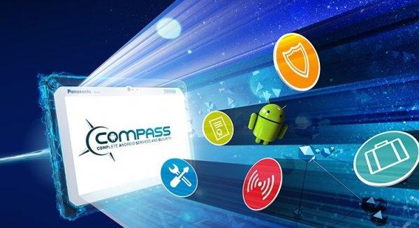 Проблемы с безопасностью мобильных устройств решит Panasonic COMPASS