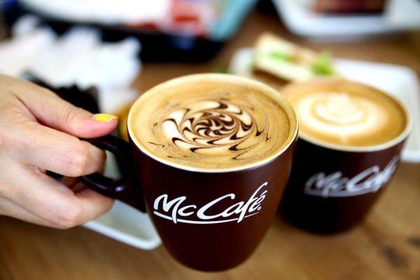 McDonald's проведет ребрендинг McCafe