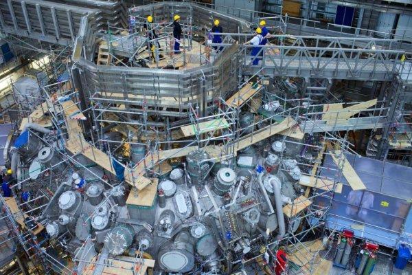 Крупнейший термоядерный стелларатор подтвердил свою эффективность