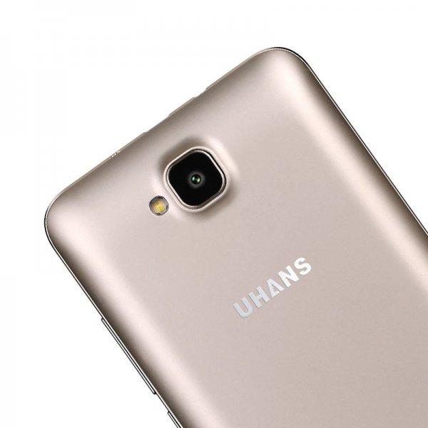 В России стартуют продажи смартфона Uhans H5000
