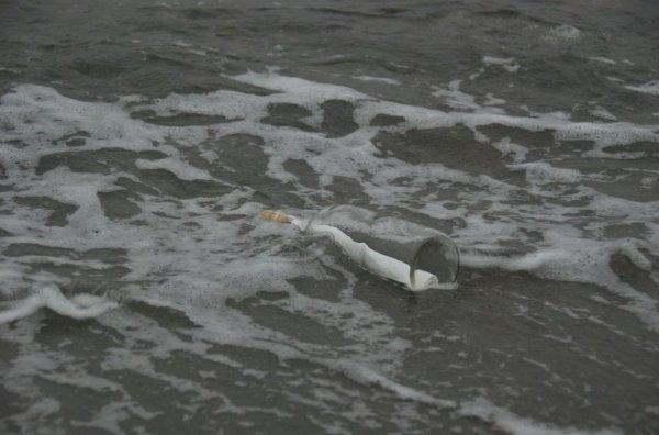Бутылка с посланием проплыла более 1000 км за 11 лет
