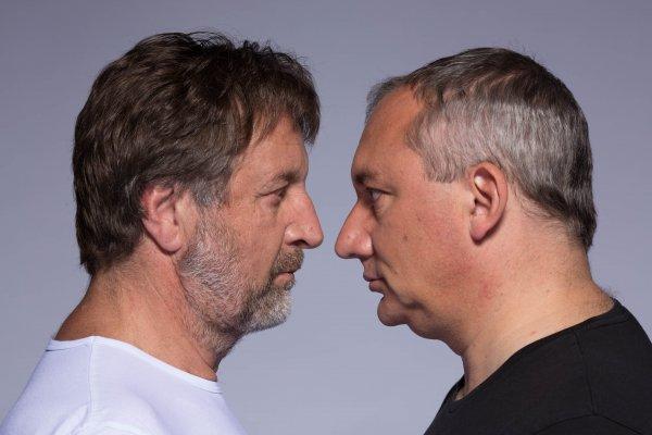 Ярмольник и Фоменко осыпали критикой россиян на латышском радио