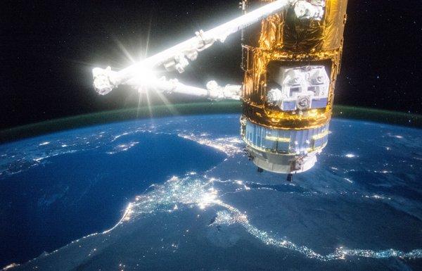 Япония запустила на МКС установку «Конотори-6»