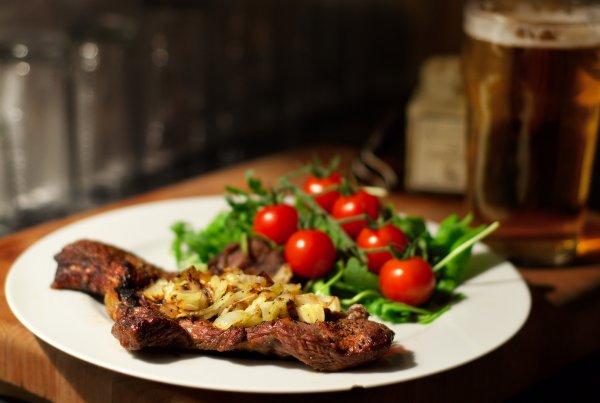Ученые рассказали о пользе домашней еды