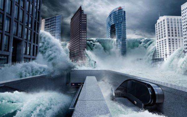 Эксперт NASA рассказал, когда на Земле настанет Всемирный потоп