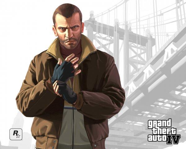 Apple и Rockstar Games анонсировали выход GTA IV на платформе iOS