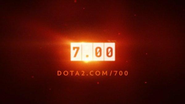 Компания Valve анонсировала выход патча 7.00 в Dota 2