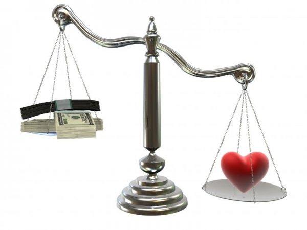 Ученые: Любовь поможет увеличить зарплату