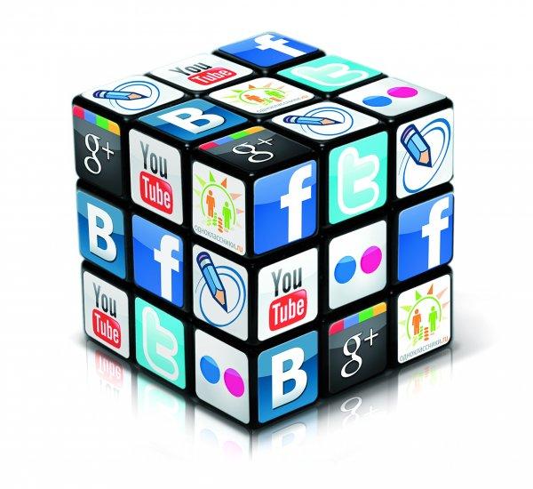 Социальные сети помогают развить научные потенциал