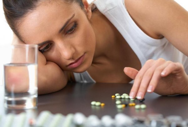 Ученые: Каждый шестой житель США лечится от депрессии