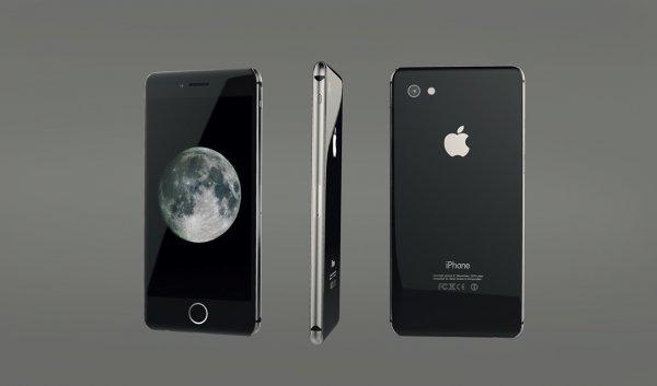 В iPhone 8 планируется использовать OLED-дисплей