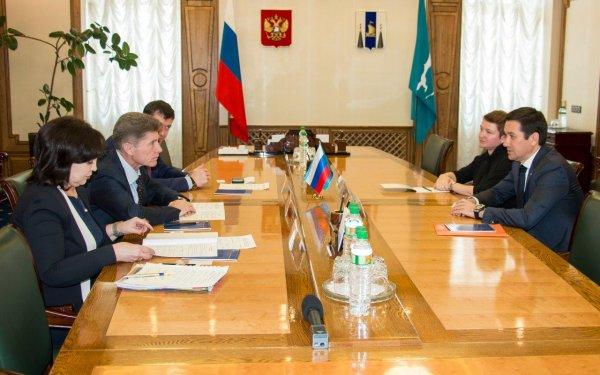 Дальневосточный Сбербанк и Правительство Сахалинской области будут развивать сотрудничество в сфере кредитования бизнеса