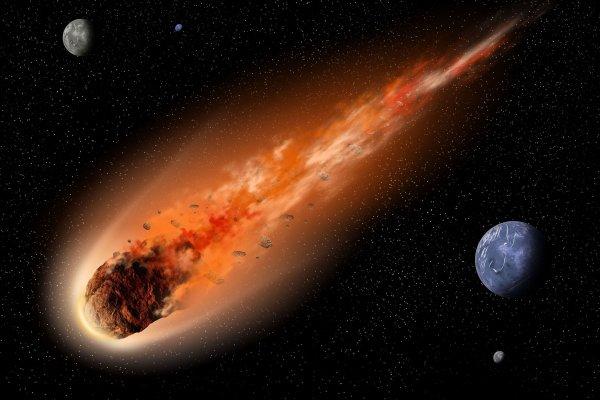Астрономы: Люди пока не готовы к столкновению с астероидом