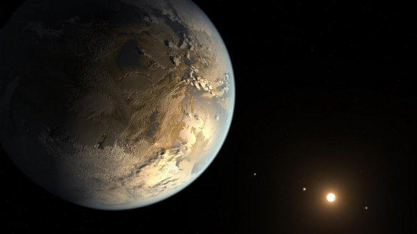 Ученые назвали условия для жизни на экзопланете Проксима b