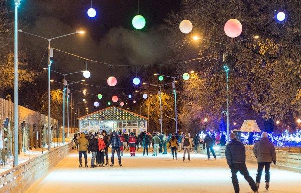 В Москве в парке Горького состоится вечеринка в стиле 60-х