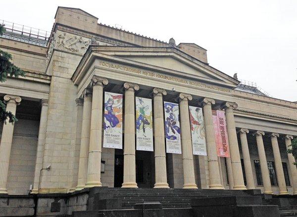Картины из Пушкинского музея покажут на выставках Японии и Испании