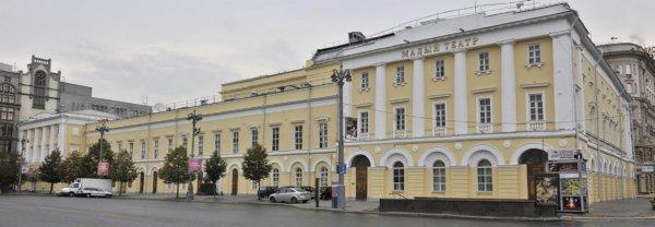 Историческое здание Малого театра откроется 19 декабря