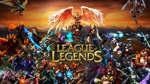 На Украине заработал прием платежей в League of Legends