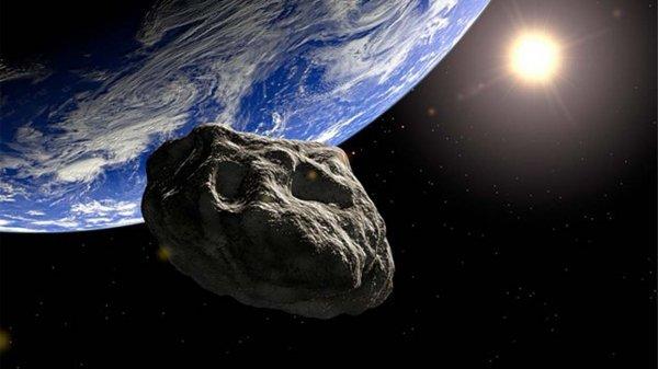 Ученые допустили падение астероида в океан