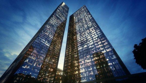 В «Москва-Сити» открылся самый высокий каток в Европе