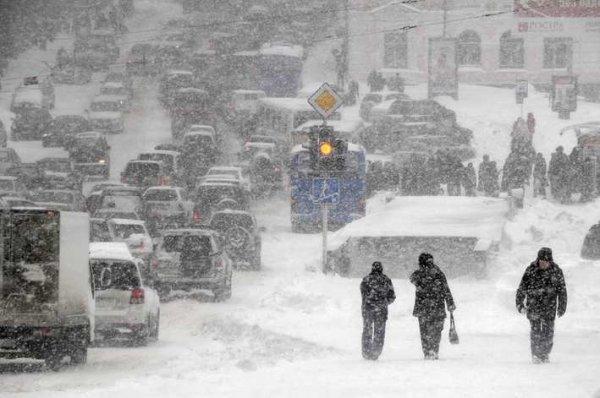 На следующей неделе в Поморье придет аномальное потепление