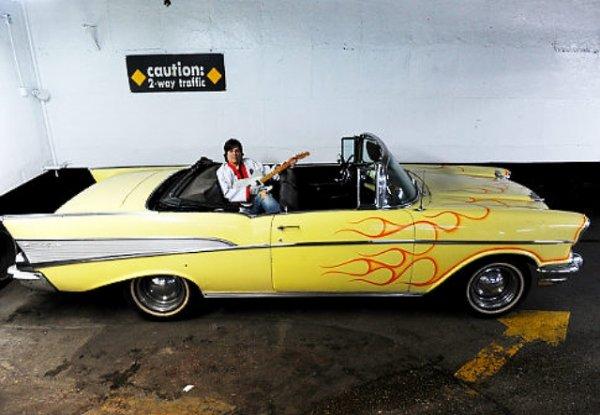 На аукционе выставили Chevrolet Брюса Спрингстина