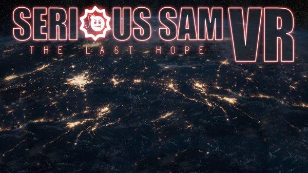 В популярной игре Serious Sam VR: The Last Hope появился кооператив