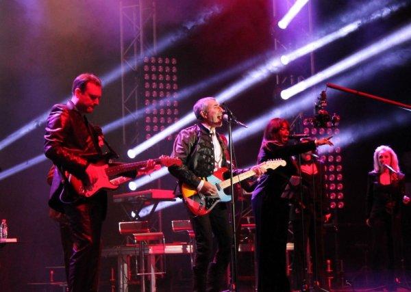 В Самаре началось выступление D'Black Blues Orchestra