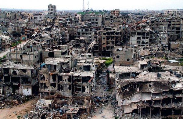 Власти Сирии передали доказательства применения боевиками химического оружия