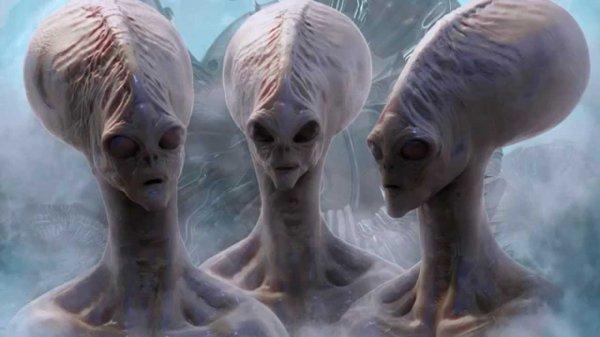 Ученые обнаружили в космосе межгалактическую базу инопланетных существ