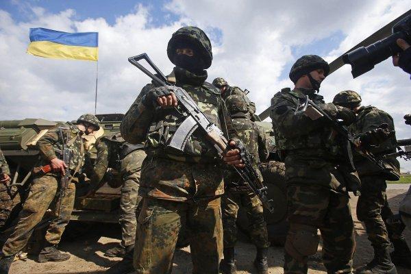 В ЛНР сообщают о попытке украинских войск прорваться в Калиновку