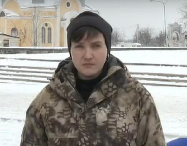 Савченко: Администрация Порошенко намеревается меня уничтожить