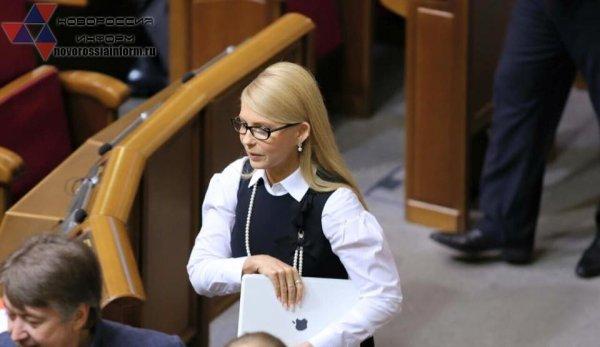 Тимошенко опережает Порошенко в президентском рейтинге в Украине