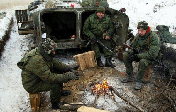 СЦКК: В районе Дебальцево установлен режим тишины