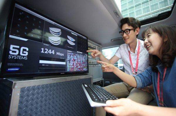В КНР операторы мобильной связи внедрят 5G к 2020 году