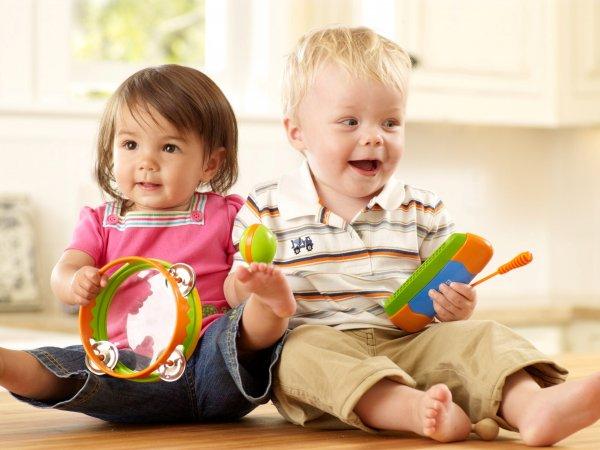 Ученые: Годовалые дети выбирают игрушки по гендерной принадлежности
