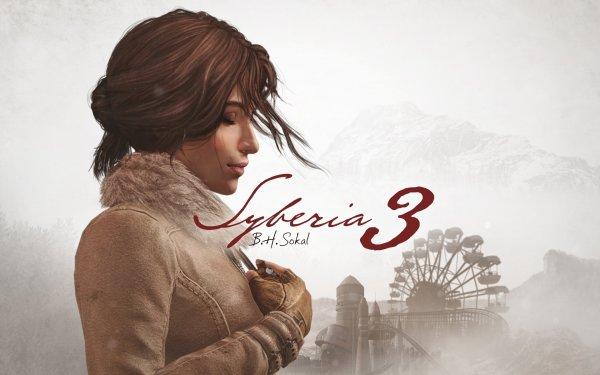 Трейлер к игре Siberia 3 появился в сети