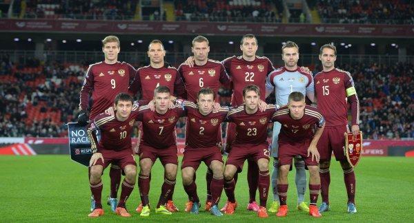 Товарищеская встреча между командами России и Бельгии состоится в Сочи 28 марта