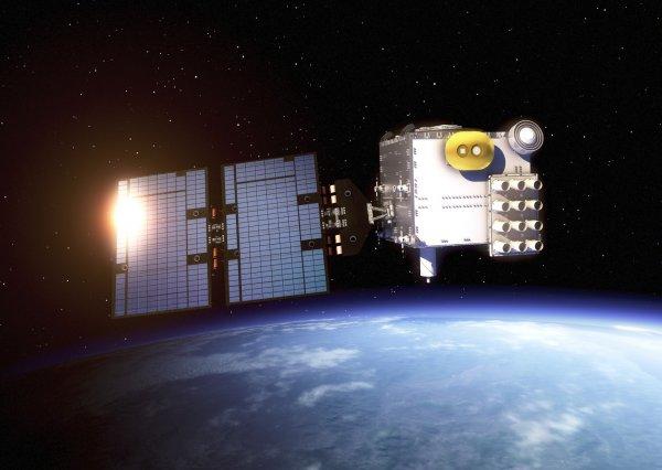 Россия предлагает внедрить систему глобальной спутниковой связи «Космосеть»